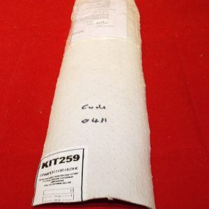 Damper Kit, (Kit 259) for HU3