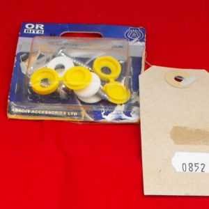 Number plate self-tapping screws yellow Code AP0852