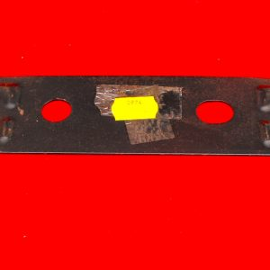 Socket mounting plate double, '1 each side' New