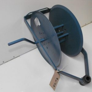 Steel Strainer Reel capacity 800m 24cm reel
