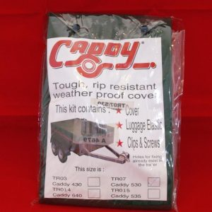 Caddy Trailer 530 Tarpaulin Cover Kit