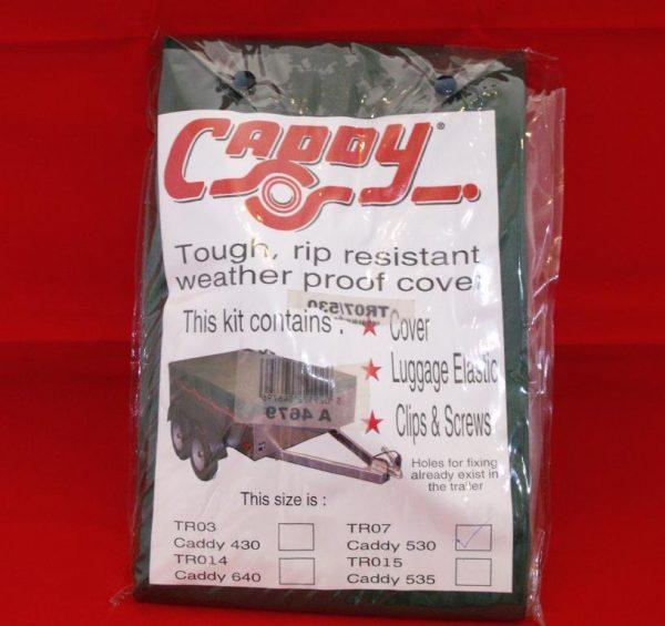 Caddy Trailer 530 Tarpaulin Cover Kit
