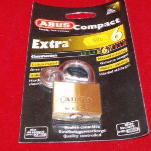 Padlock, small padlock Abus 65/40 Code AP0006
