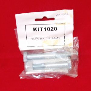 Bradley Kit 1020 Fixing Bolts for D5050 Coupling Head. Code AP0252