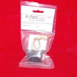 Audible Relay, for towbar fitting, Code AP0322