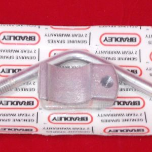KIT1610 Locking Handle & pad for Bradley P2 clamp.  AP0637