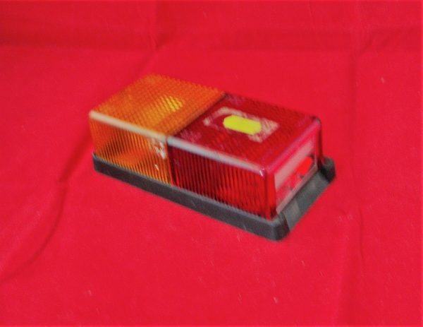 Trailer Light, rear, 4 function Code AP0728