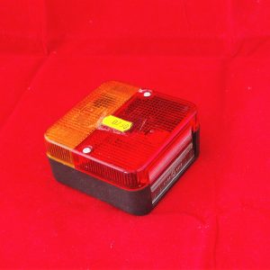 Trailer Light LEP square 4 function Stop,Tail, Indicator and Number plate light Code AP 0730