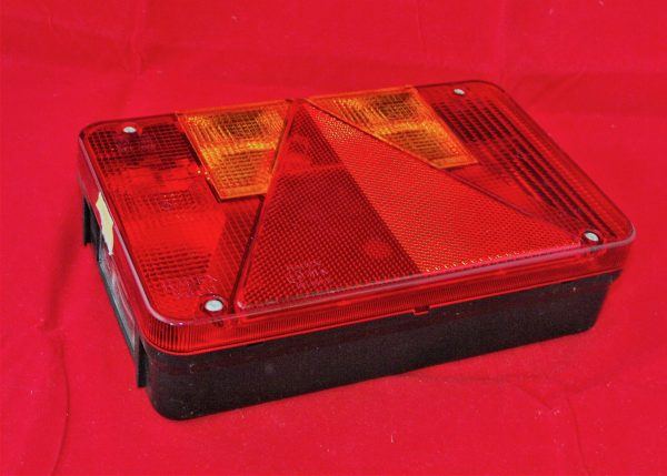Trailer Light, rear, 6 function, LHS Code AP0732