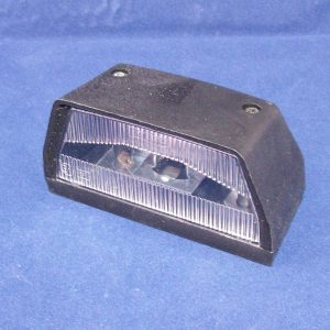 Trailer Light, rear, number plate lamp (large) Code AP0740