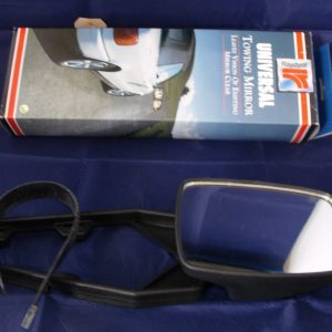 Towing Mirror Flat lens, for Offside. Code AP0821