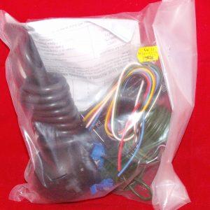 (B30, BDF298) Bradley Kit 129 Breakaway cable. Silver