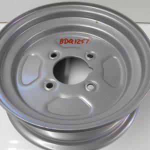 Wheel rim & tyre 5.00 x 10 4″PCD