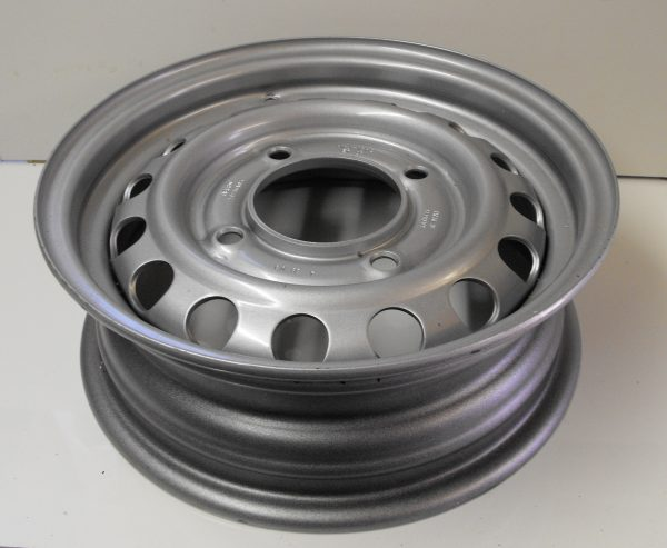 Wheel rim 4.5x13inches, offset 27mm M12 Stud 4x100mm